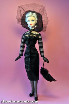 Gene - I've always thought this circa 1942 outfit by Tim Kennedy (based on a Marlene Dietrich costume) was very cool, but didn't realize just how...