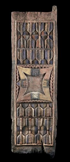 Yoruba ilekun palace door nigeria art yoruba for Door design nigeria