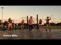 Todavía Te Quiero - Thalía (feat. De La Ghetto) - Marlon Alves Dance MAs - YouTube