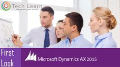 AX 2015 - Task Recorder in Microsoft Dynamics AX7 code named Rainer