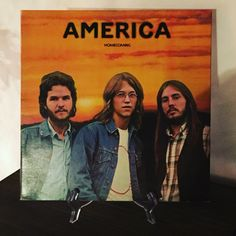 Now Spinning!!! #america #homecoming #vinylrecords #classicrock www.johnpauldehaas.com