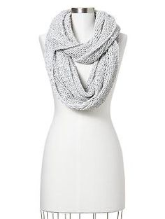 Gap Infinity Scarf Knitting Pattern : From Rags to Riches on Pinterest New York Fashion, Peter ...
