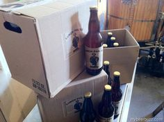Here Comes Breaker Brewing Lunch Pail Ale In Bottles!