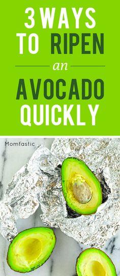 3 genius ways to ripen an avocado quickly