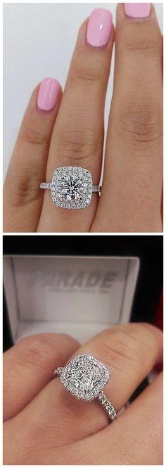 Paradejewellers diamond engagement rings #rings #engagement #weddingrings #diamond