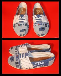 painted toms | Tumblr
