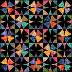 winding ways quilt - Google Search More
