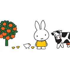 Official Limited Edition Miffy Print by Dick Bruna. Kid Character, New Museum, Miffy, Korean Aesthetic, Farm Yard, Illustrations And Posters, Creative Kids, Illustrators, Hello Kitty