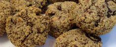 Almond Choc Chip Cookies GF DF Paleo 1