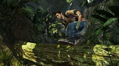Uncharted - Vita Gameplay!