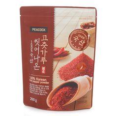 상품 이미지1 Pouch Packaging, Brand Packaging, Food Packaging Design, Branding Design, Japanese Packaging, Visual Communication Design, B Food, Stuffed Hot Peppers, Korean Food