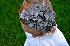 How to make this cute head band