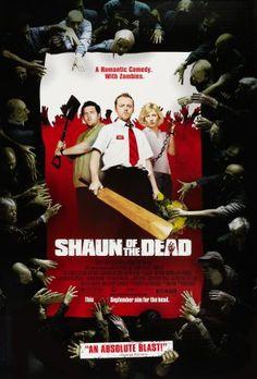 Shaun of the Dead. Weird, innit?