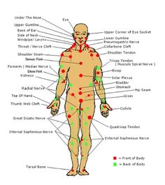 17 Self-Defense Tricks That Could Actually Save Your Life One Day 17 Self-Defense Tips – Memorize pressure points. More from my site Memorize some basic pressure points. Self Defense Moves, Self Defense Martial Arts, Self Defense Weapons, Krav Maga, Martial Arts Techniques, Self Defense Techniques, Martial Arts Workout, Martial Arts Training, Body Pressure Points