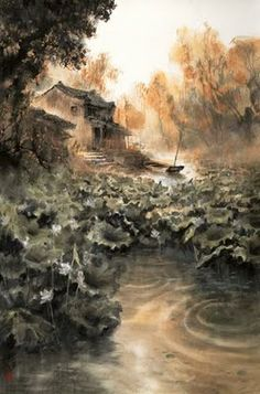 Zhao Wuchao. Chinese Landscape Painting
