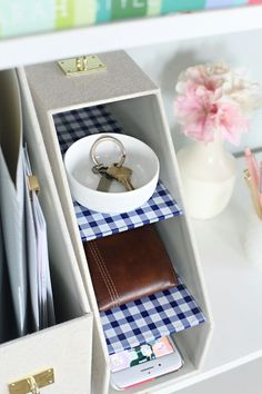 IHeart Organizing: Organize With This: Magazine Files!