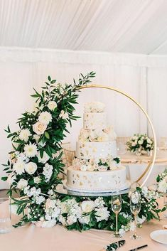30 Top Spring Wedding Decor Ideas When you try to imagine a spring wedding decor, first of all you see a lot of flowers. Today we have prepared 30 inspirational decor ideas. Floral Wedding Cakes, Lilac Wedding, Wedding Bouquets, Wedding Flowers, Dream Wedding, Wedding Day, Wedding Bride, Lace Bride, Cactus Wedding