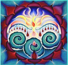 Seeding Lotus by Qahira Lynn