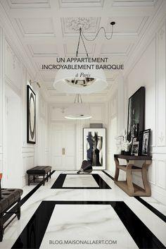 De Haute Qualite Un Appartement Bourgeois Incroyablement Baroque