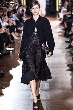 Stella McCartney Spring 2014 Ready-to-Wear Fashion Show - Andreea Diaconu (IMG)