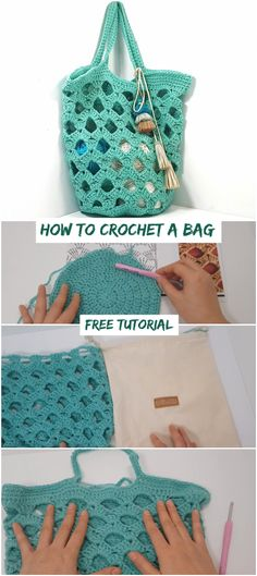 Knit or crochet Sushi wallet yarn kit Caribbean sea one stick two stick