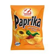 Zweifel Original Paprika Chips Snack Recipes, Snacks, Food, Posters, Foods, Snack Mix Recipes, Appetizer Recipes, Appetizers, Eten