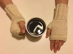 Fingerless Gloves, Knit Fingerless gloves, Arm warmers, Womens Fingerless, Mittens, Winter gloves by BosphorusBeads on Etsy