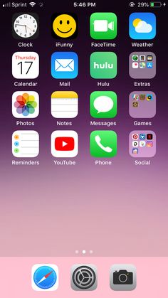 70 Best iPhone home Screen layout images in 2018 | Iphone home