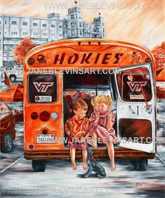 Tech Tailgators  #vt #virginiatech #hokies