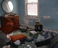 Crack House Interior