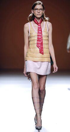 Moises Nieto - Madrid Fashion Week P/V 2016 #mbfwm