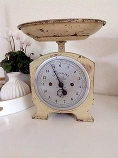 47 Best Old Scales Images On Pinterest Vintage Scales Farmhouse