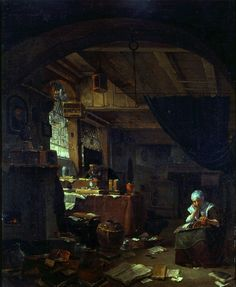 Alchemy and Mysticism | Res Obscura: The Domestic Life of Alchemists