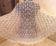 Ravelry: Sorceress Winter pattern by Alla Borisova