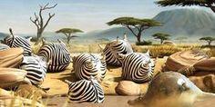 Regardez le film pour enfants de 3 ans : Rollin' Safari