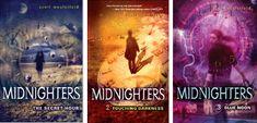 The Midnighters Series - Scott Westerfeld