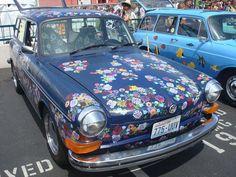 fremont fair floral car