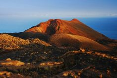 Volcán de Teneguía