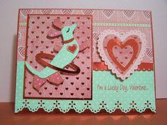 ~~ I'm a Lucky Dog Valentine ~~~ - Scrapbook.com