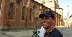 Un paseo en bicicleta por la bella ciudad de Milán. ¡Aquí les mando algunas fotos de mi recorrido para que lo disfrutamos juntos!