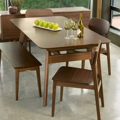 Found it at Wayfair - Currant Dining Table
