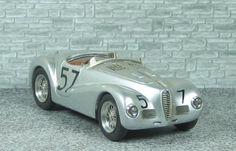 Alfa Romeo 6c 2500 Spyder Colli - Mille Miglia 1948 #57 - Alfa Model 43