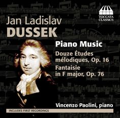 Vincenzo Paolini - Dussek: Piano Music