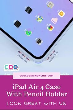 Need iPad Air case and accessories? Check out our top iPad Air 4 case, iPad Air 4 cases aesthetic, iPad Air 4 case with pencil holder, iPad Air 4 case cute, leather iPad Air Case, iPad Air case cute, best iPad Air Case, and functionality to your iPad Air! iPad case, iPad accessories, iPad Air case protective, iPad Air 4 case blue. We have iPad Air cases for men, women, and kids at prices starting at $27.99 #ipad #ipadcase #ipadair #ipadaircase #ipadaircover #ipadair4 #ipadair4case #ipadair4cover Best Ipad Air Case, Ipad Case, Peace And Security, Ipad Accessories, Pencil Holder, Pink Leather, Cool Designs, Cases, Check