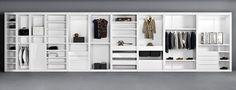 Cabine armadio | modello Sipario | Pianca design made in italy