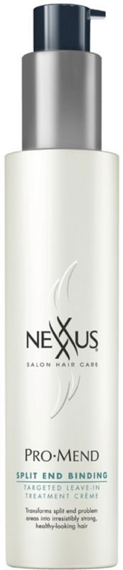 Treatment Nexxus ProMend Split End Binding Targeted Leave-In Treatment Crème Ulta.com - Cosmetics, Fragrance, Salon and Beauty Gifts
