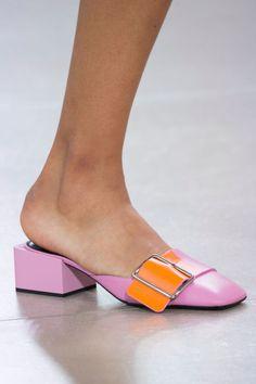 Spotlight: The Best Shoes From Milan Fashion Week- JIL SANDER