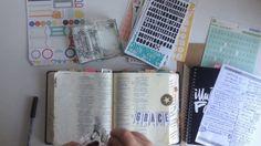 Join me as I walk you through my journaling bible process