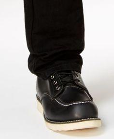 Tommy Hilfiger Men's Straight-Fit Jeans - Black 34x32