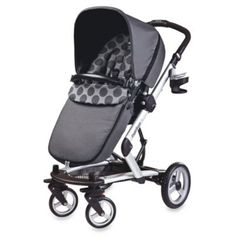 Peg Perego® Skate System in Pois Grey - buybuyBaby.com